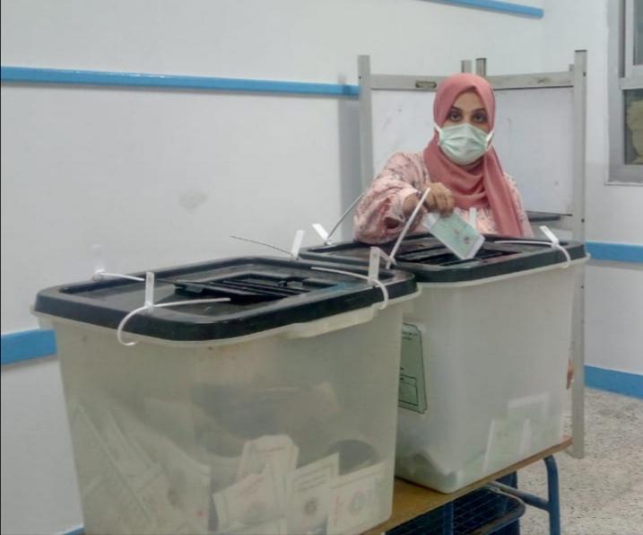 نيرمين أبو سريع مقررة المجلس القومى للمرأة بالبحرالحمر