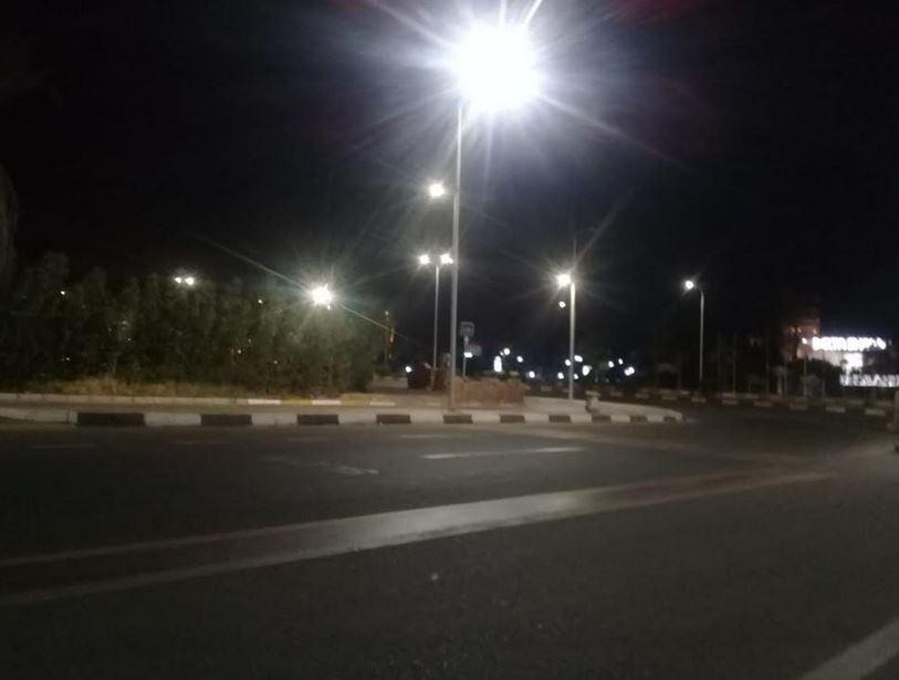 شرم الشيخ ومدن جنوپ سيناء تلتزم بحظر التجوال وتغلق المحلات في الخامسة مساءا