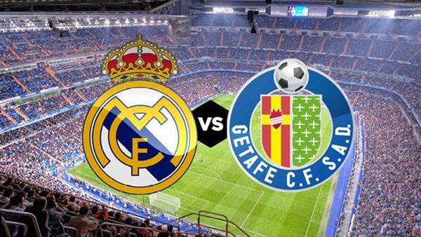 مشاهدة مباراة ريال مدريد وخيتافي