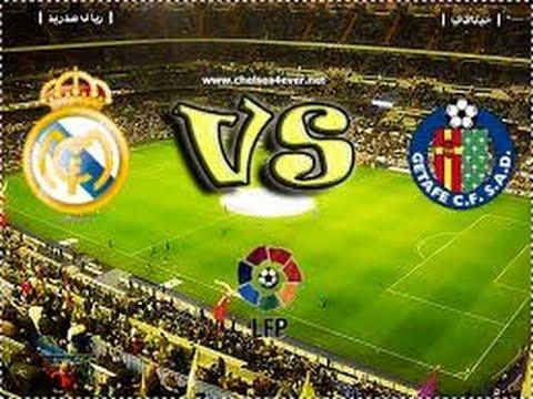 مشاهدة البث المباشر لمباراة ريال مدريد وخيتافي