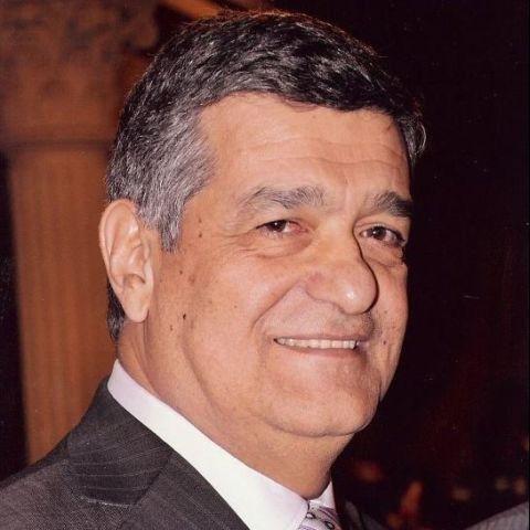 د.نبيل حلمى ، امين عام جمعية مصر الجديدة