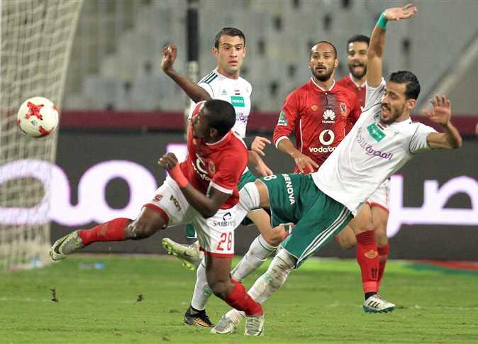 بث مباشر مباراة الأهلي والمصري البورسعيدي