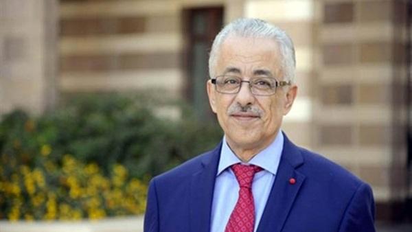 طارق شوقى وزير التربية والتعليم