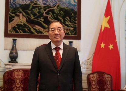 سونج آيقوه سفير الصين