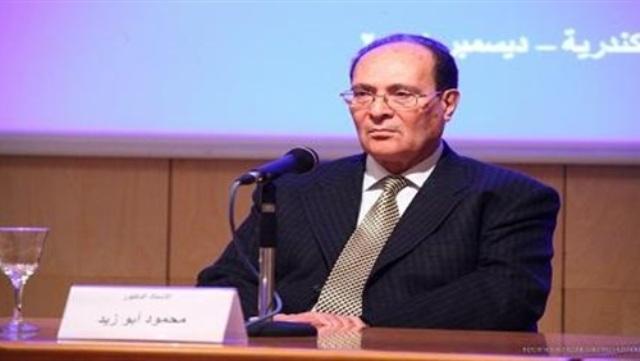د. محمود أبوزيد رئيس المجلس العربي للمياه