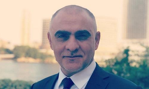 اتيللا أطياسيفين رئيس جمعية رجال الأعمال الأتراك المصريين