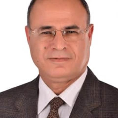 د. ابراهيم القلا نائب رئيس جامعة بدر