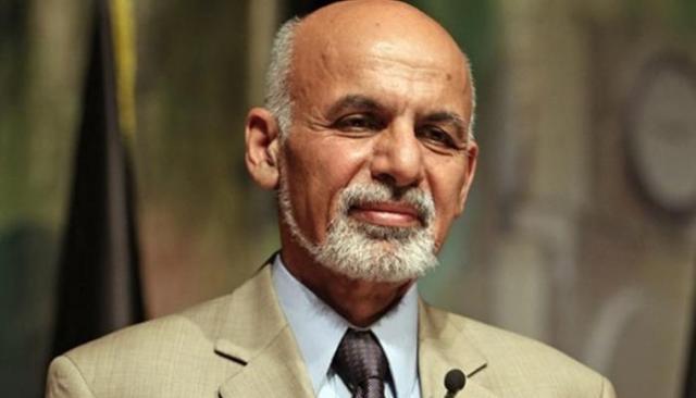 الرئيس الأفغانى أشرف عبد الغنى