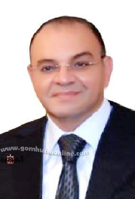 اللواء شريف رؤوف مديرادارة البحث الجنائى بالاسكندرية