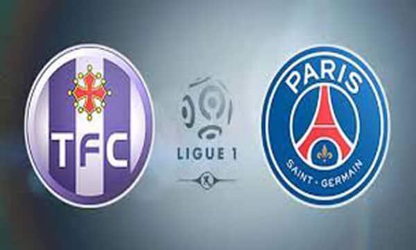 بث مباشر مباراة باريس سان جيرمان وتولوز