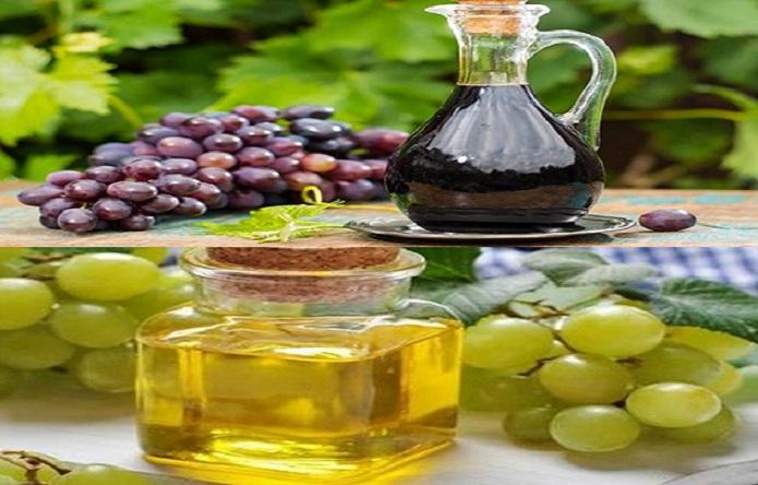 فوائد مزهلة لخل العنب