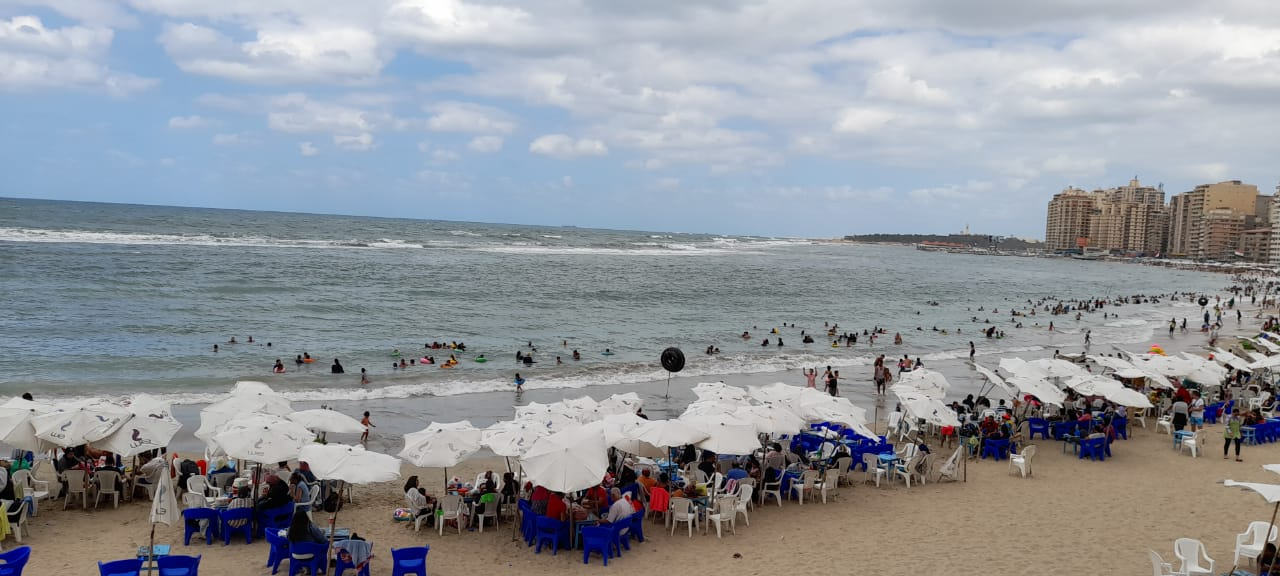 شواطئ الاسكندرية