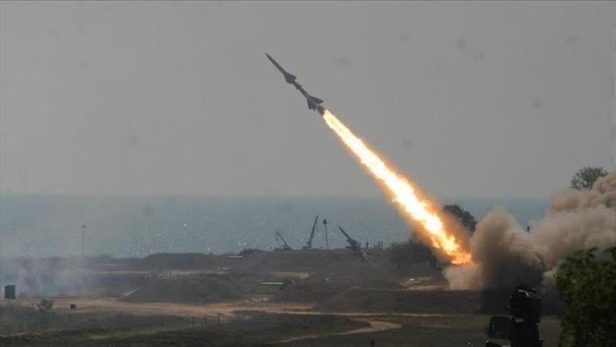 التحالف العربي يدمر صاروخاً باليستياً أطلقه الحوثيون باتجاه نجران