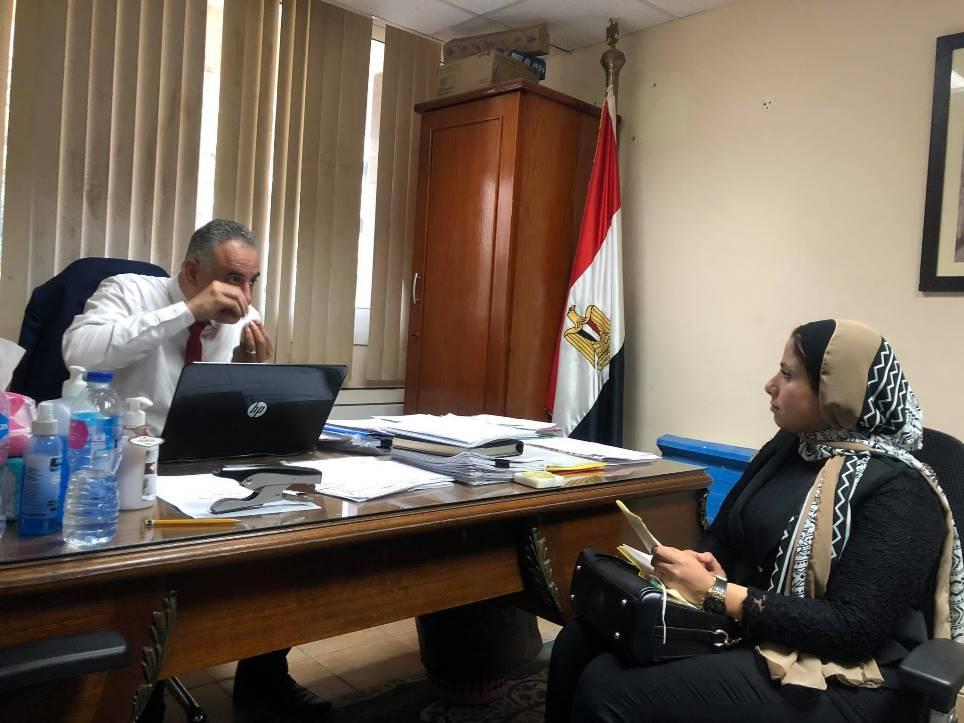 د. خالد عبدالفتاح في حواره مع عقيدتي