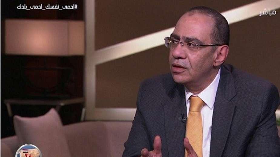 الدكتور حسام حسني رئيس لجنة مكافحة كورونا