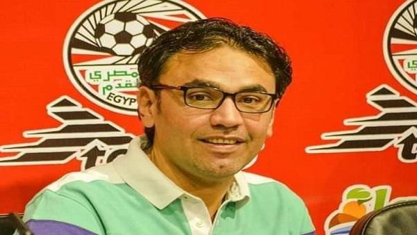 علي سليم رئيس نادي بني سويف