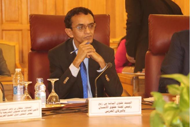 علوي الباشا يدعو الدول العربية للانضمام للمحكمة العربية لحقوق الإنسان
