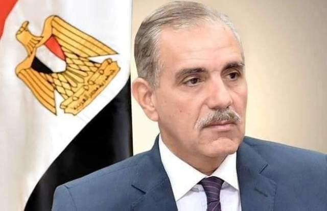 اللواء جمال نور الدينمحافظ كفر الشيخ