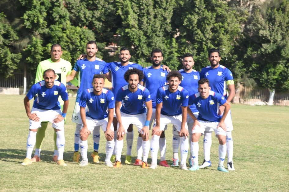 صورة جماعية لفريق طنطا