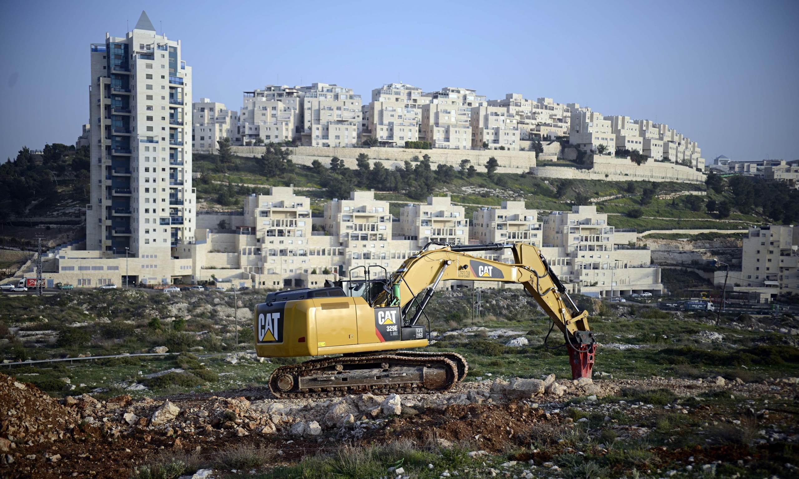 أمريكا تعارض بشدة خطة الاستيطان الإسرائيلية الجديدة