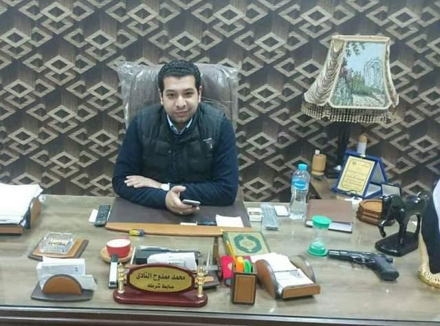 الرائد محمد النادي