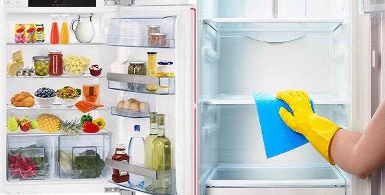 افكار لتنظيف وترتيب الثلاجة