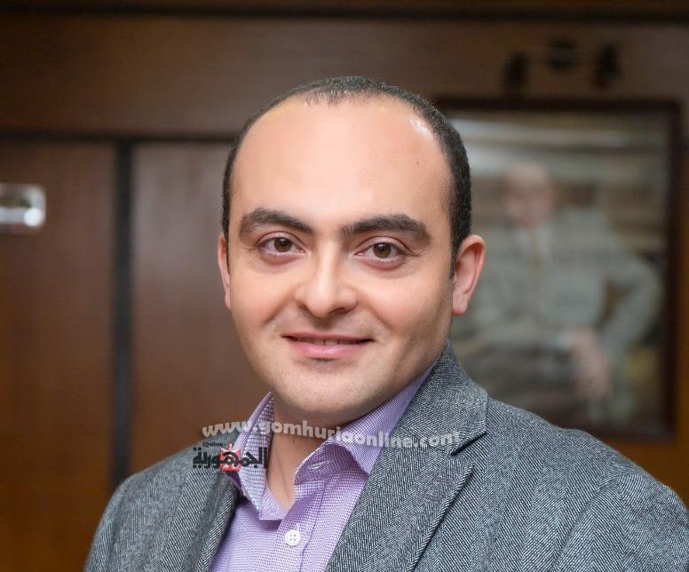 المهندس أسامة ربيع نائب رئيس مجلس أمناء جامعة الدلتا