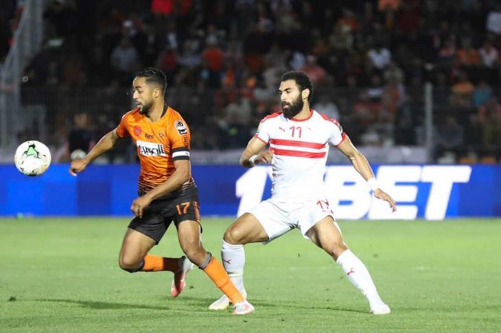 مشاهدة مباراة الزمالكالمصرى ونهضة بركان المغربي