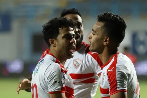مشاهدة مباراة الزمالك المصرى ونهضة بركان المغربي