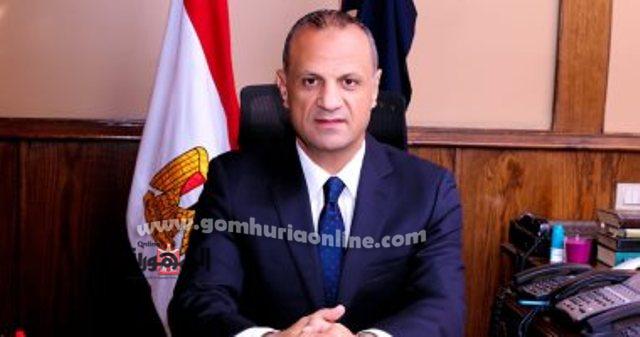اللواء ابراهيم الديب مساعد وزيرالداخلية ومديرالادارة العامة لمباحث الاموال العامة
