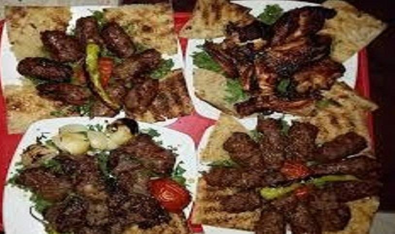 مشويات وسلاطات الحاتى للعيد