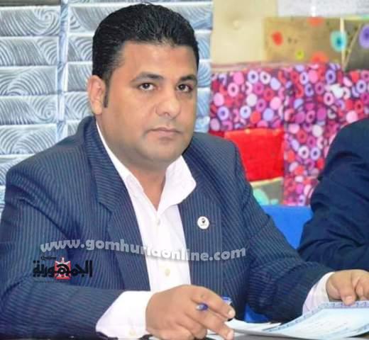 عمر عوض امين عام حزب الجيل بالإسكندريه