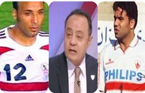 #الزمالك والجونة .. طارق يحى.. ايمن عبد العزيز.. مدحت عبد الهادى