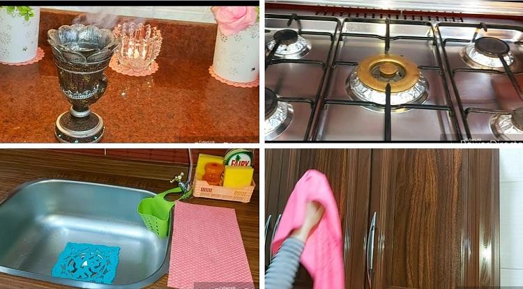 11 فكرة لمطبخ دائما نظيف