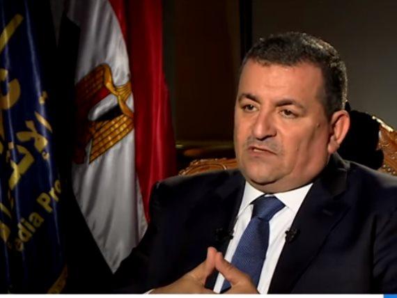 أسامة هيكل وزير الدولة للإعلام