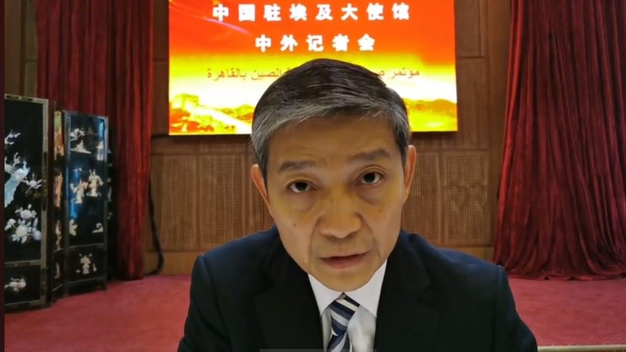 سفير الصين بالقاهرة، لياو ليتشيانج