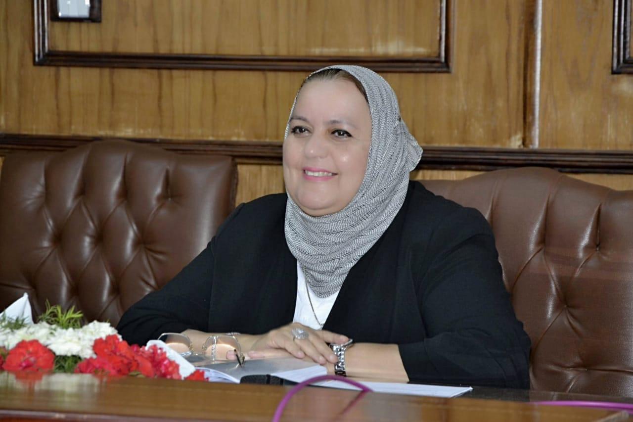 الدكتورة جيهان عبد المنعم رجب