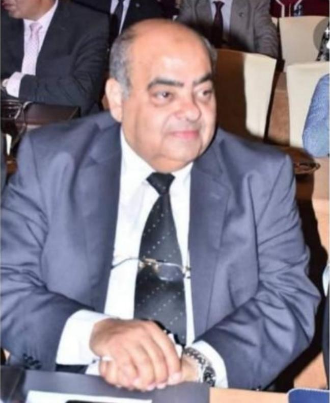 الدكتور محمد العربى