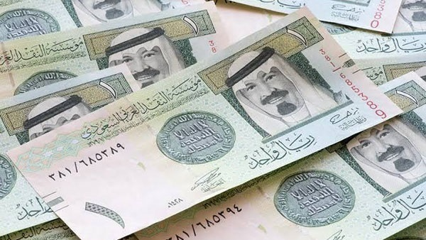 الريال السعودي
