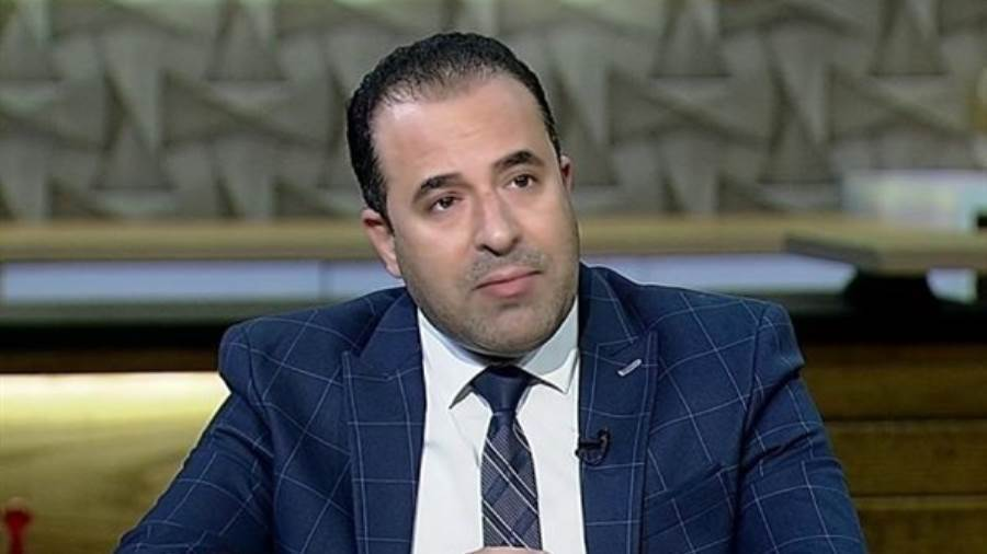 النائب أحمد بدوي رئيس لجنة الإتصالات وتكنولوجيا المعلومات بالبرلمان