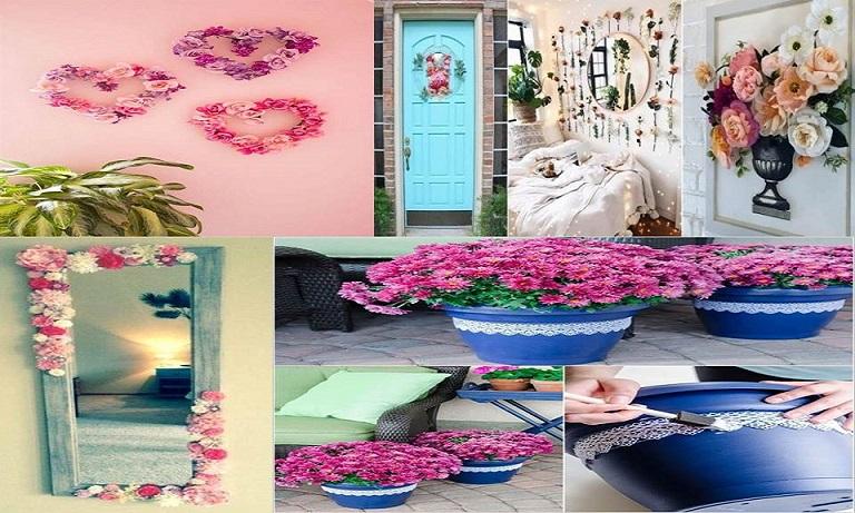 افكار لتجميل المنزل للعيد