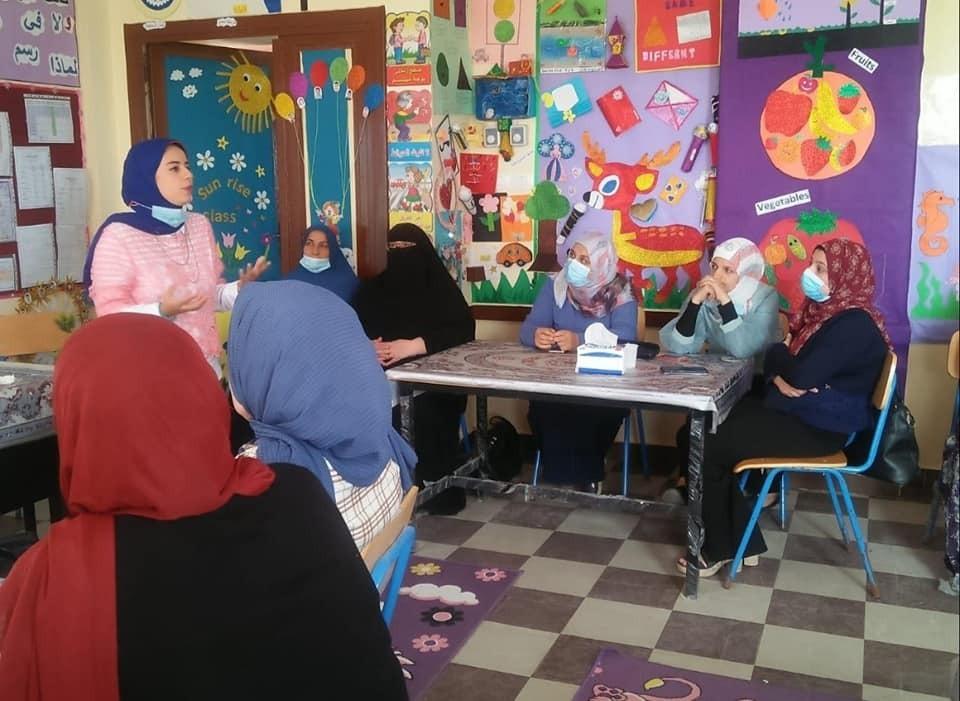 تاهيل معلمات رياض الاطفال