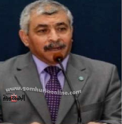 الربان طارق شاهين رئيس هيئة ميناء الاسكندرية