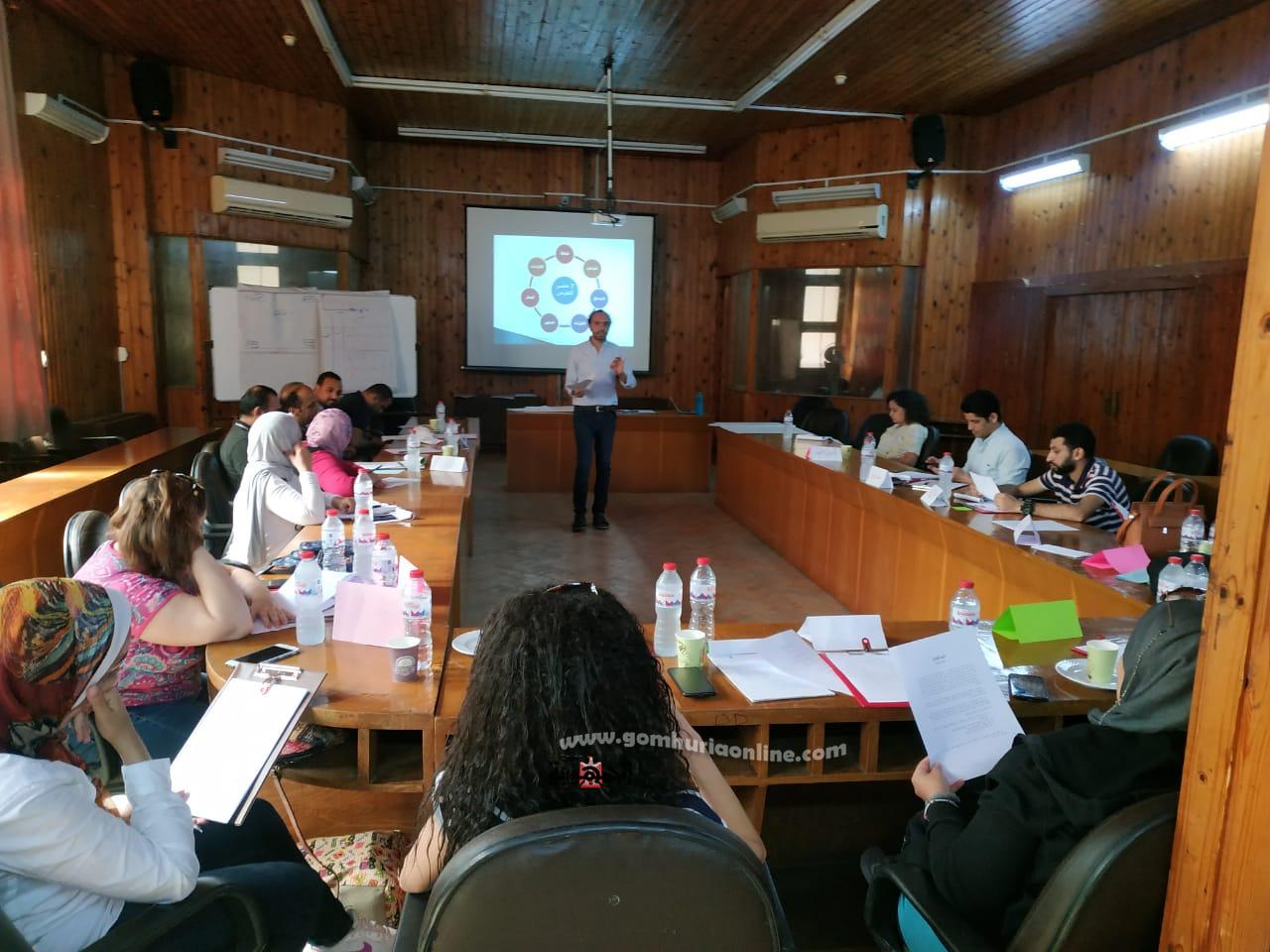 برنامج الهيئة الإنجيلية التدريبى لمهارات إدارة النزاع