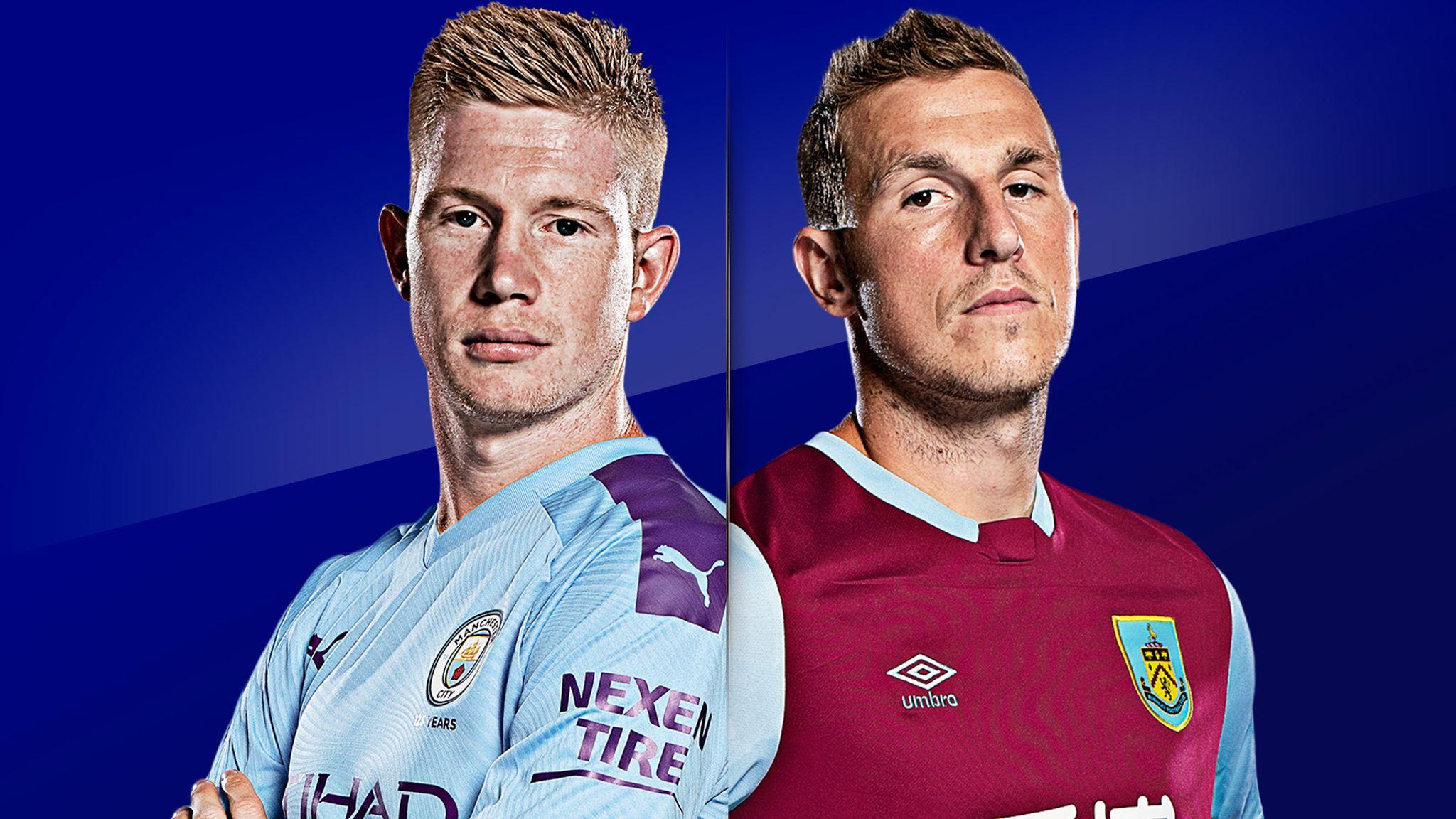 بث مباشر | مشاهدة مباراة مانشستر سيتي وبيرنلي اليوم في الدوري الإنجليزي