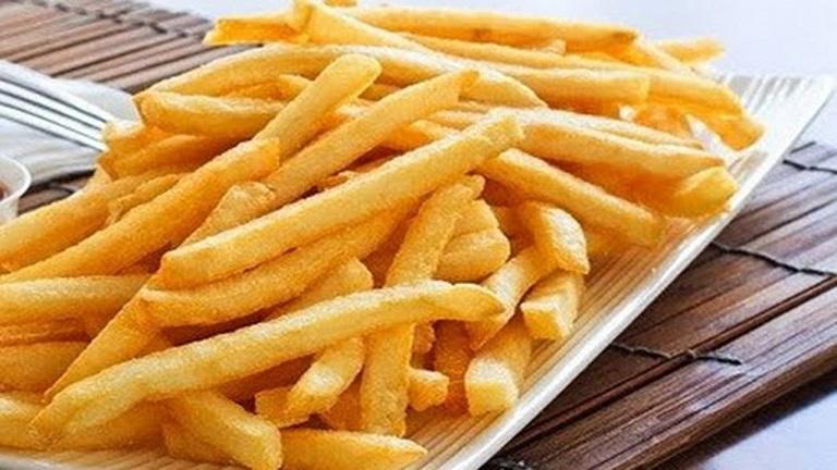 سر قرمشة البطاطس