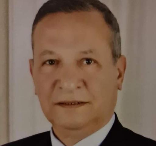 حمدي أبوالعينين رئيس جمعية مصانع الغزل والنسيج بالقليوبية