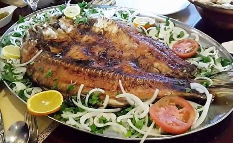 السمك المسكوف
