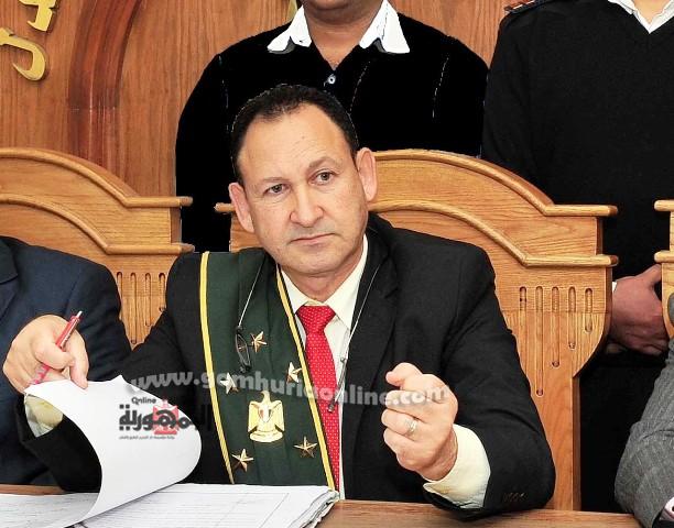 نائب رئيس مجلس الدولة المستشار الدكتور محمد خفاجى