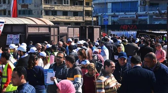أنتخابات التجديد النصفي لمجلس إدارة نقابة المهندسين الفرعية بالإسكندرية